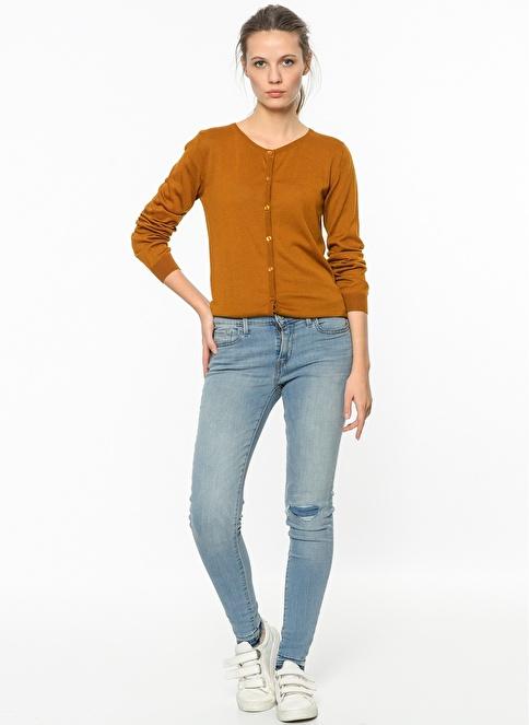 Levi's® Jean Pantolon | 710 - Super Skinny Mavi
